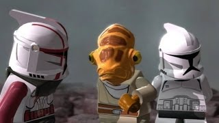 LEGO Star Wars III: The Clone Wars Walkthrough - Part 11 - Lair of Grievous