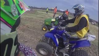 Klx110 160cc vs Big Bikes! Crazy Cross Afferden 2019 motor klasse