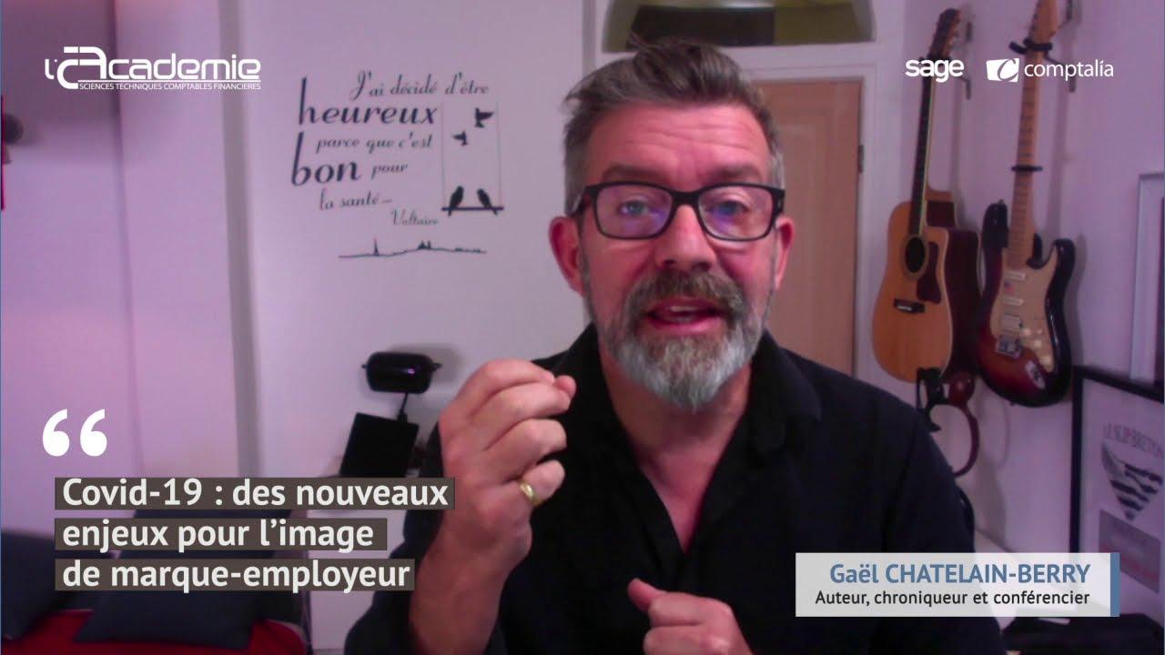 Les Entretiens de l'Académie : Gaël Chatelain-Berry