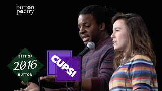 "Darius Simpson & Scout Bostley - ""Lost Voices"" (CUPSI 2015)"