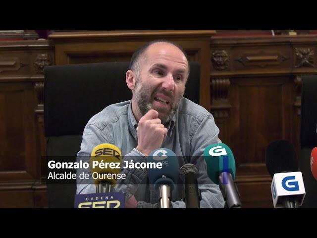 Rueda de Prensa Gonzalo Jácome y Miguel Caride 20-02-2020