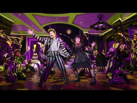 Beetlejuice Musical Broadway Trailer | First Look