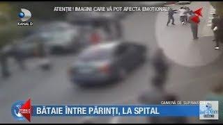 Stirile Kanal D (19.10.2018) - Bataie intre parinti, la spital! Editie COMPLETA