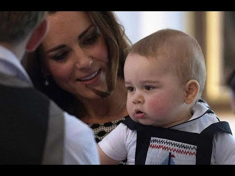 Royal tour: Prince George has royal play day accompanied by Duchess of Cambridge