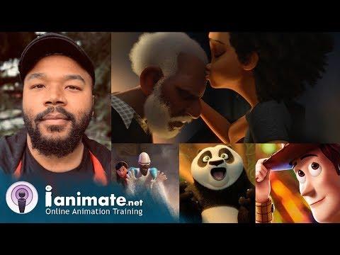 IAnimate.net Podcast #62 - Interview With Pixar Animator Frank Abney