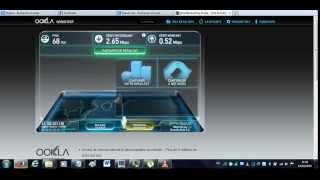 Test de vitesse de connexion en ligne -Algérie-