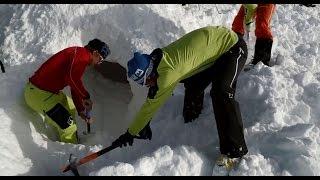 Notunterkunft im Schnee bauen | LAB SNOW
