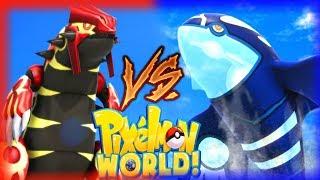 WAR IS COMING! - PIXELMON WORLD! #15 (Minecraft Pokemon Mod)