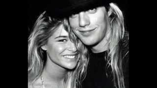Jani Lane & Bobbie Brown
