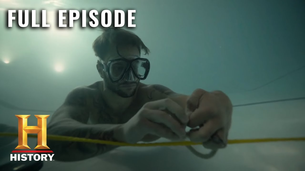 Download The Selection: Special Operations Experiment: Swim or Drown Trying   Full Episode (S1, E5)   HISTORY