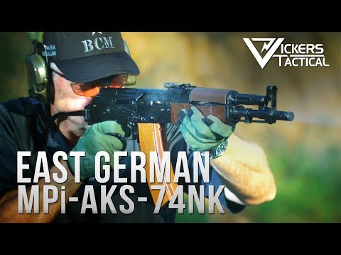 East German MPi-AKS-74NK