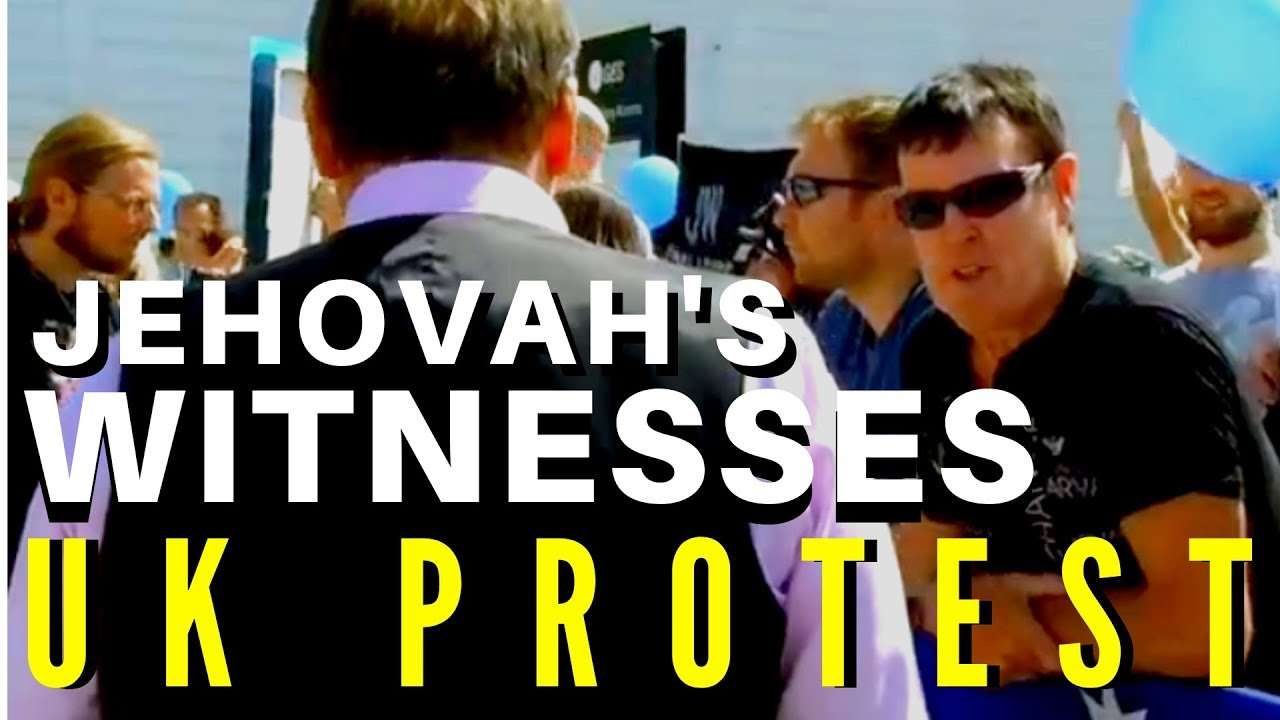 The London Protest - Jehovah's Witnesses REACT [EXTENDED VERSION]