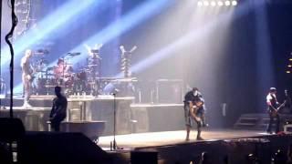 """Rammstein -""""Rein Raus"""" Berlin Velodrom 2009-12-18 HD"""
