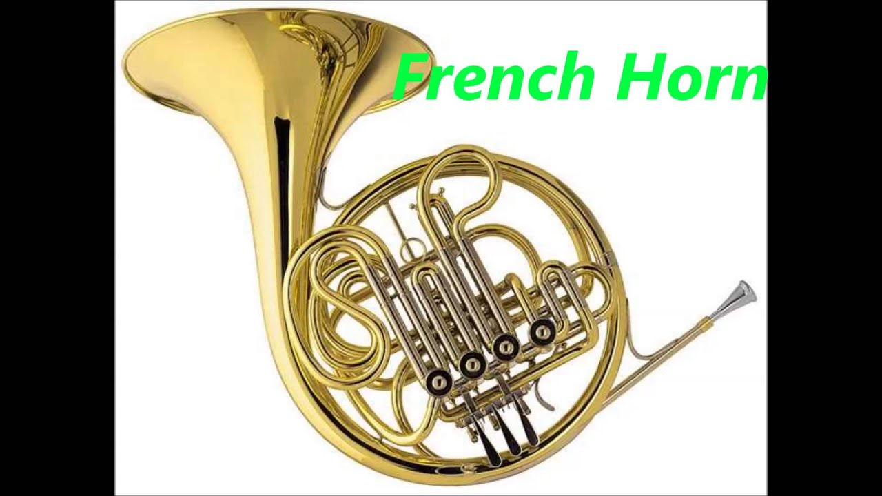 sounds of the trumpet trombone and french horn youtube