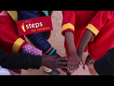 Daily Routine in  Namibia - mein Arbeitstag beim Projekt Steps for Children