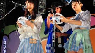 松井玲奈が卒業、やめないでコールに「ごめんね」 8月いっぱいでSKE...