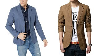 Best Top 10 Mens Casual Blazer Jacket For 2021 Top Rated Best Mens Casual Blazer Jacket