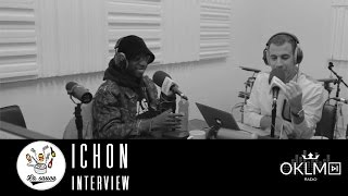 #LaSauce - Invité: ICHON sur OKLM Radio 21/11/2016