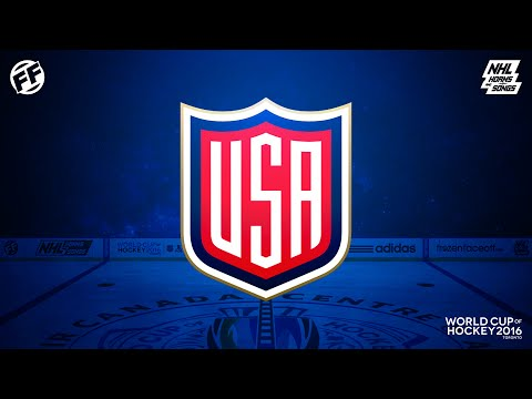 Team USA 2016 Goal Horn (World Cup of Hockey)