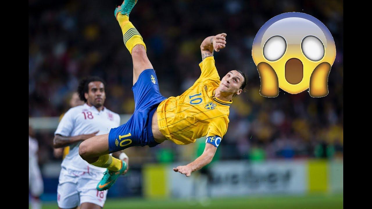 fdb530d33b Veja os MELHORES gols de BICICLETA da HISTÓRIA! - YouTube