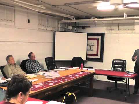 Ticonderoga Town Board Meeting  12-10-15
