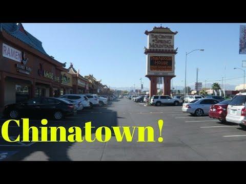 Walking Chinatown Las Vegas Vlog