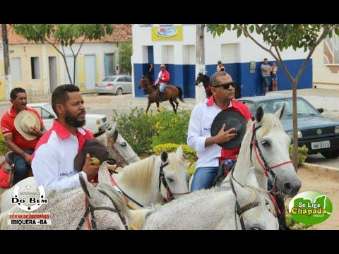 Veja como foi a Cavalgada do Bem de Ibiquera ao Munduri