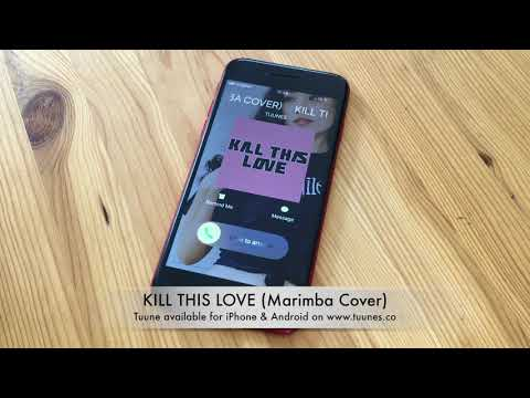 kill-this-love-ringtone---blackpink-(블랙핑크)-tribute-marimba-cover-ringtone---iphone-&-android-kpop