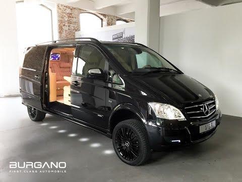 Mercedes Benz Viano 3,5 V6 4x4 VIP Edition - Luxury First Class Van Conversion By BURGANO Germany
