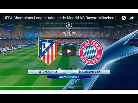 Atletico De Madrid Vs Bayer Munchen Live Streaming (semi fin