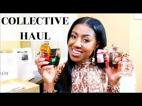 HUGE FRAGRANCE HAUL | PERFUME COLLECTION