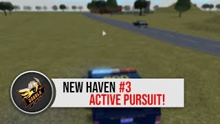 [3] MSP PATROL| New Haven County ROBLOX