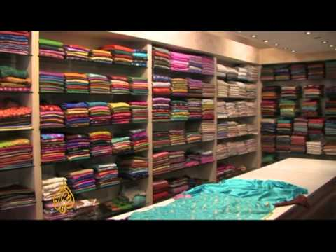 Karachi's silk business hanging by thread
