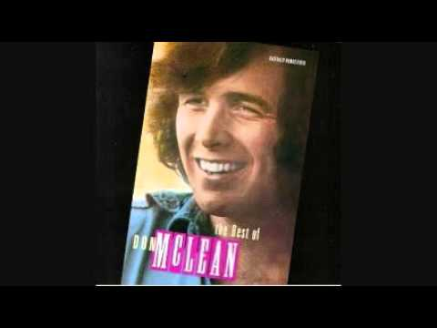 DON MCLEAN  CRYING 1980