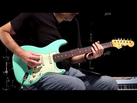 Fender Custom Shop Masterbuilt John Cruz Wildwood 10 1959 Stratocaster  •  SN: JC3431