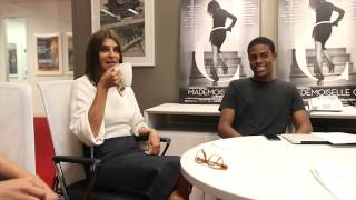 Carine Roitfeld is Mademoiselle C a film by Mademoiselle C  StyleCartel Interview Part 1