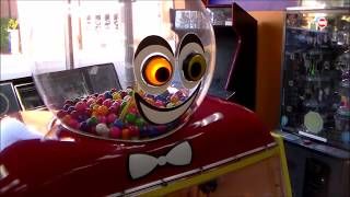 Oscar's Wild Ride Kinetic Gumball Machine - What In The World Is This