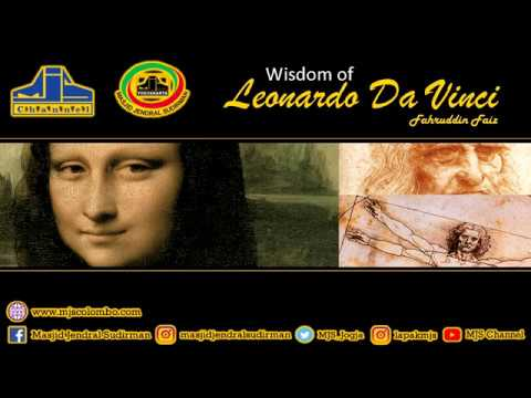 Ngaji Filsafat 248 : Wisdom Of Leonardo Da Vinci