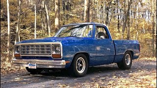 Nasty Dodge D150 with a Built Motor
