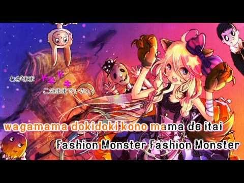 【Karaoke】Fashion Monster【on vocal】sat1080