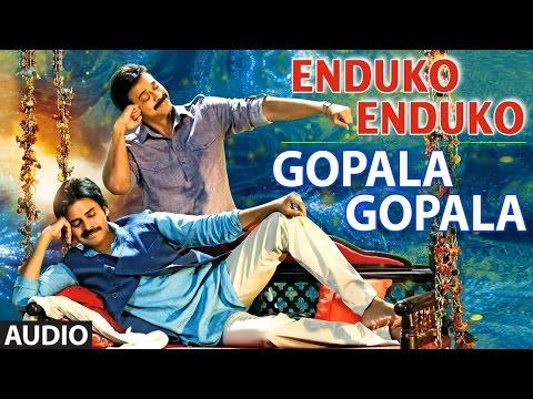 Gopala Gopala Songs | Enduko Enduko Song | Venkatesh Daggubati, Pawan Kalyan, Shriya Saran