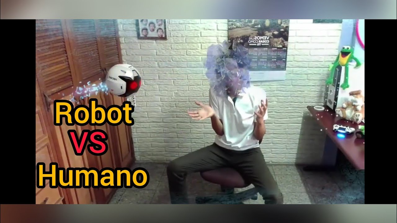 Robot VS Humano// fernanfloo videos eliminados
