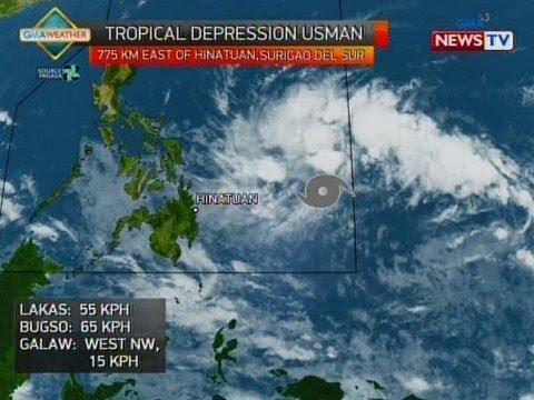 BT: Weather update as of 11:56 a.m. (Dec. 26, 2018)