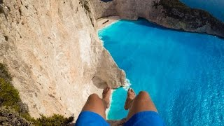 The World Is Like A Book - Greece, Zakynthos - GoPro Travel -  Live Your Life