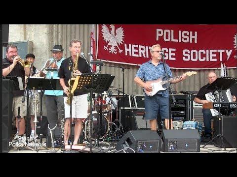 New Brass Express 2018 - Grand Rapids Polish Festival Special 2018 - Grand Rapids Michigan