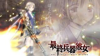 2) Anime Saikano Obra Maestra - Mejor Que Emongelion
