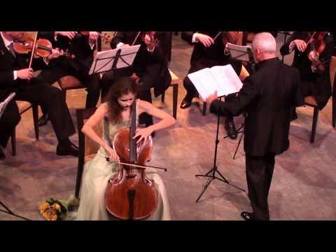 Anastasia Kobekina (cello), Vladimir Spivakov and the