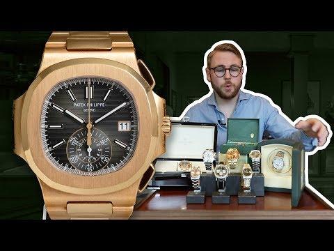 Patek Philippe 5980-1R Audemars Piguet Royal Oak 25820SP - This Week&39;s Watches 76