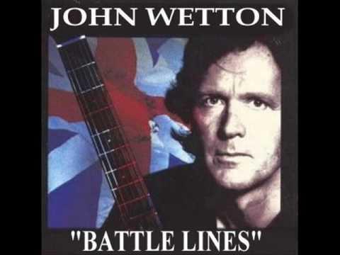 JOHN WETTON (ASIA) -BATTLE LINES