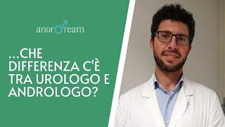 Che differenza c'è tra urologo e andrologo?   L'andrologo risponde #01